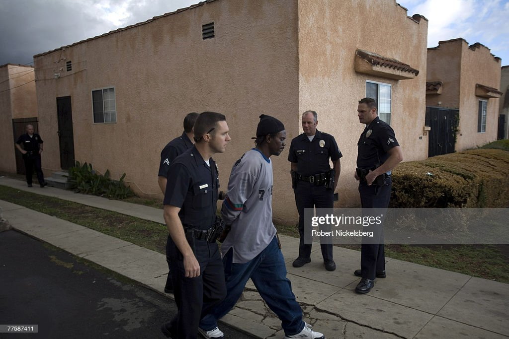 Los Angeles Police Department Gang Unit