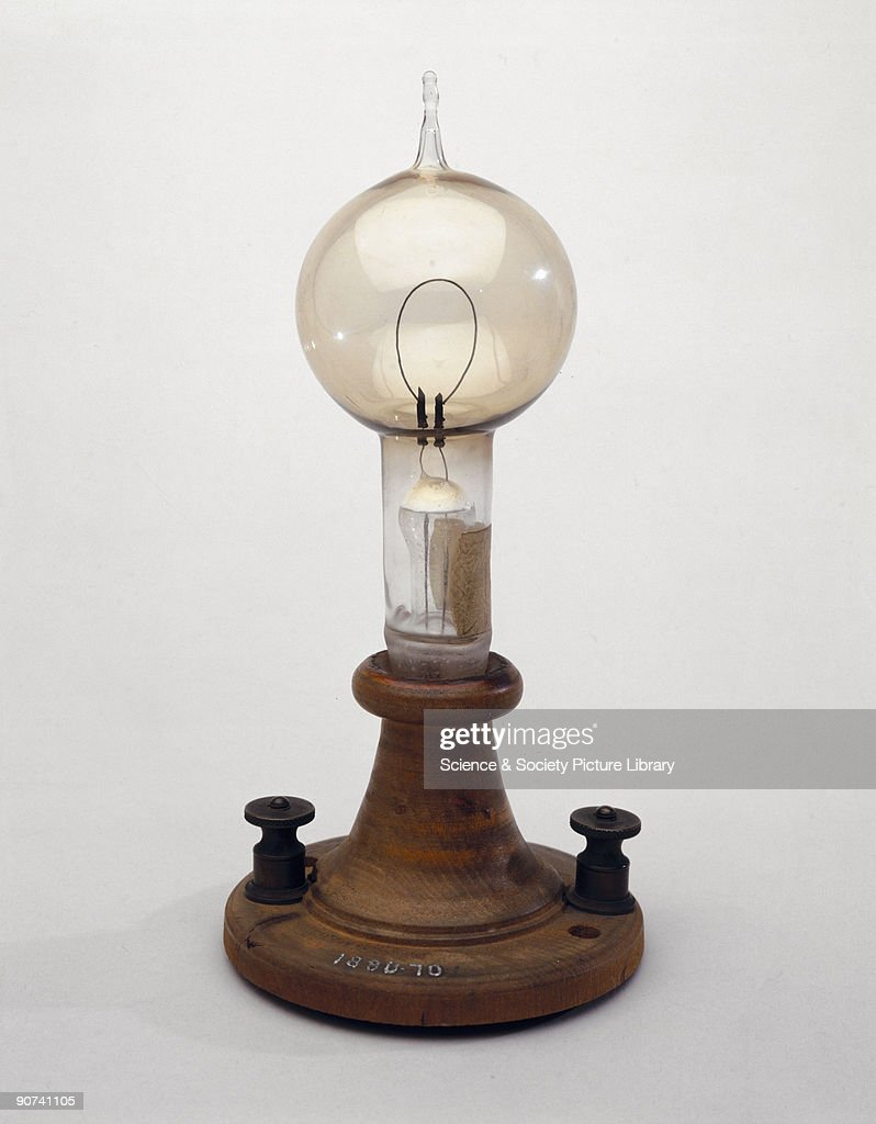 Edisons Light Bulb