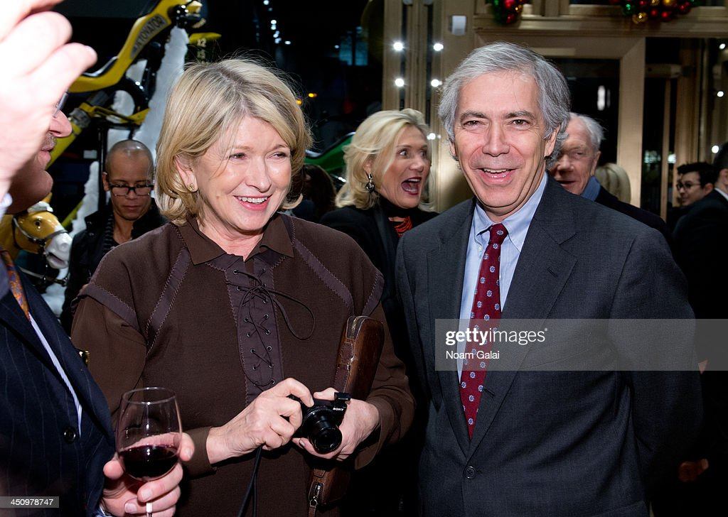 Rick Macarthur Stock Photos and Pictures   Getty Images Martha Stewart and Rick MacArthur attend the reopening of the Hammacher  Schlemmer Flagship Store on November