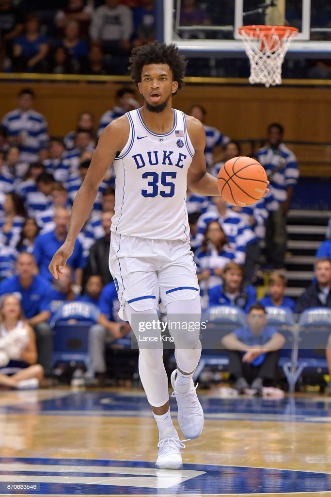 Marvin Bagley Stock Photos And Pictures Getty Images