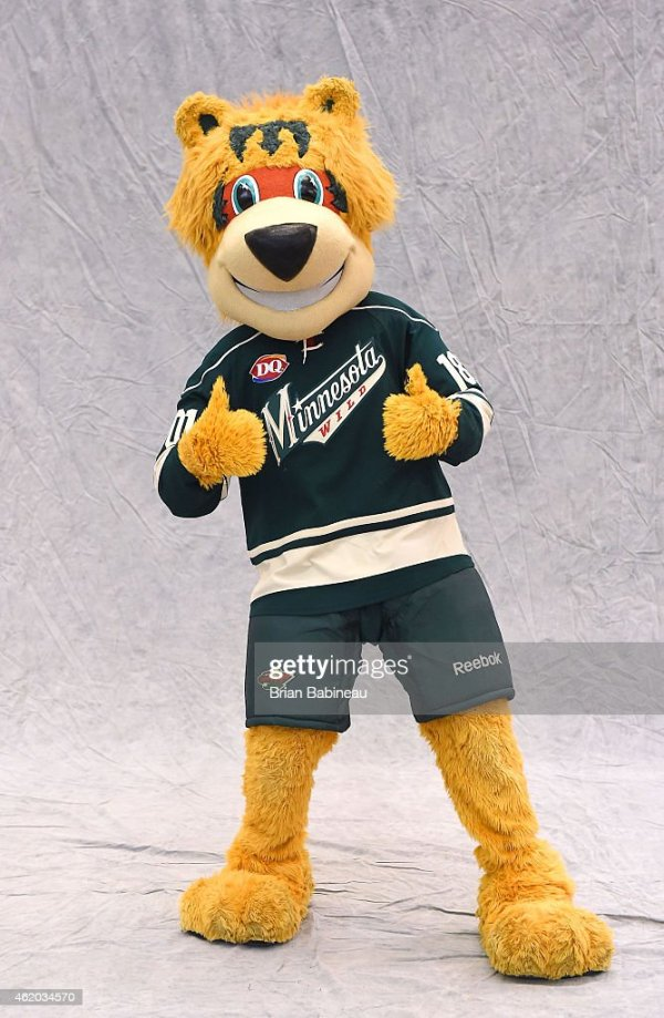 All-Star Weekend - Mascot Portraits   Getty Images