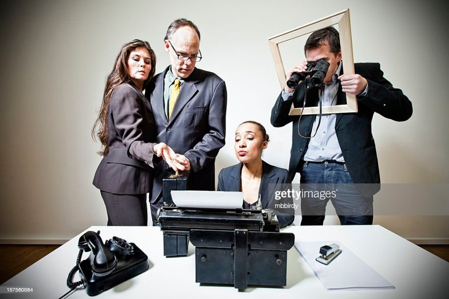 Mobbing In Office Stock Photo   Getty Images Mobbing in office   Stock Photo
