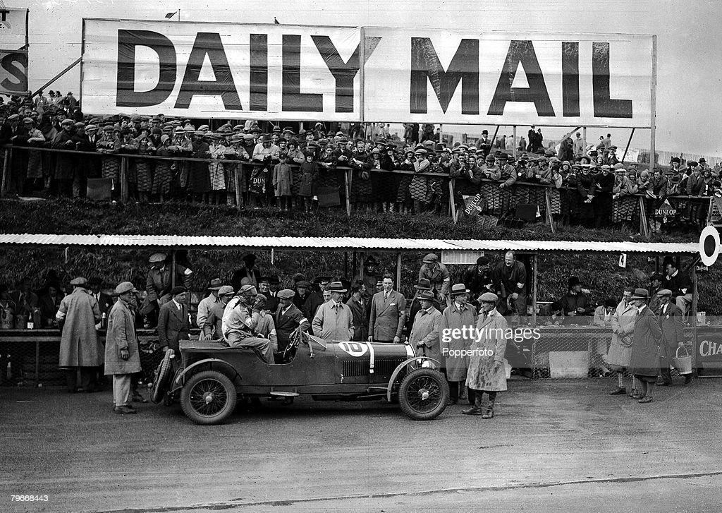 Tourist Trophy Car Race Stock Photos and Pictures | Getty ...