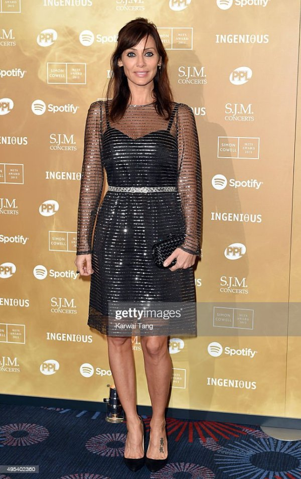 Natalie Imbruglia attends the Music Industry Trusts Awards ...