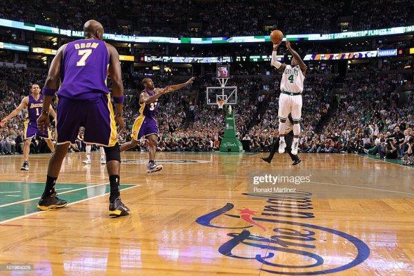 Los Angeles Lakers v Boston Celtics | Getty Images