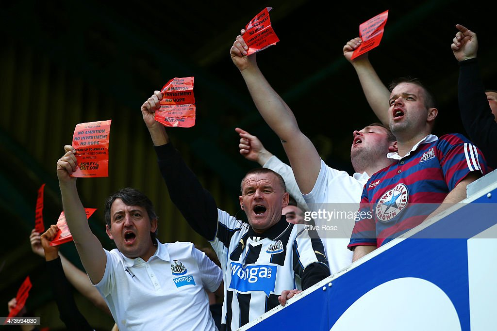 Prior to joining the barclays board in september 2013, he was the head of quality. Newcastle United fans protest against Mike Ashley during ...