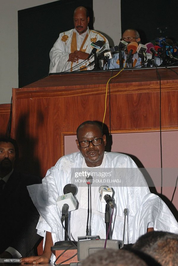 MOHAMED OULD ELHADJ Pictures | Getty Images