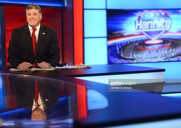 Sean Hannity, Los Angeles Times, October 28, 2015 | Getty ...