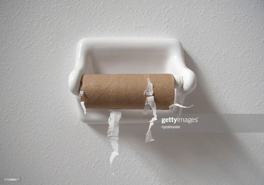 Toilet Paper Stock Photos and Pictures   Getty Images no toilet paper