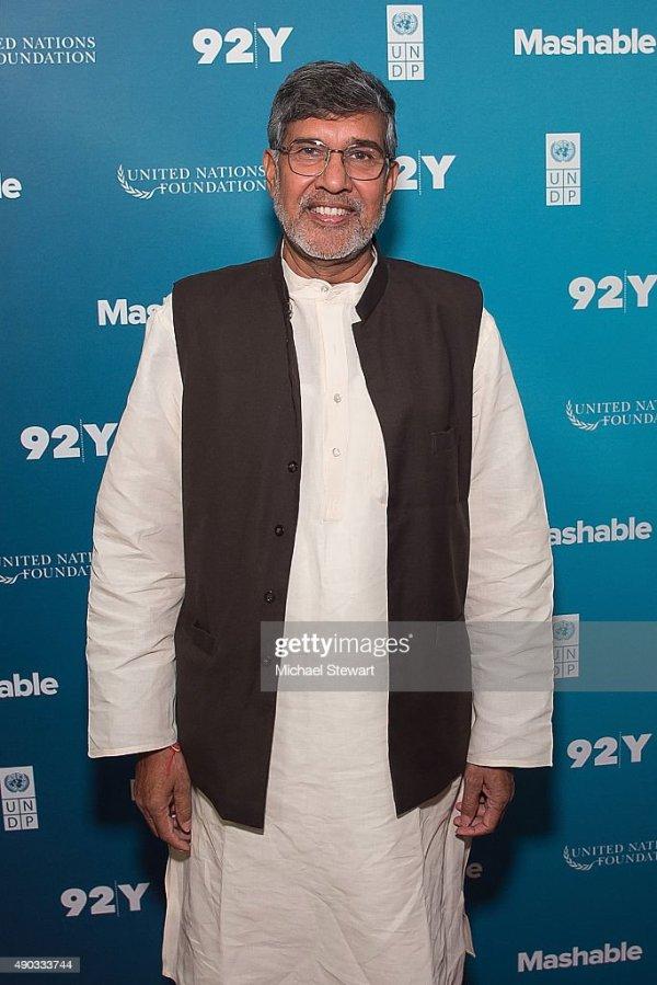 Kailash Satyarthi | Getty Images