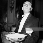 One Of The Waiters In The Hotel Ritz Restaurant In Paris 1948 News Photo Getty Images