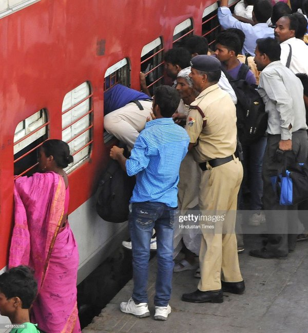 General Shoot Of Indian Railways | Getty Images