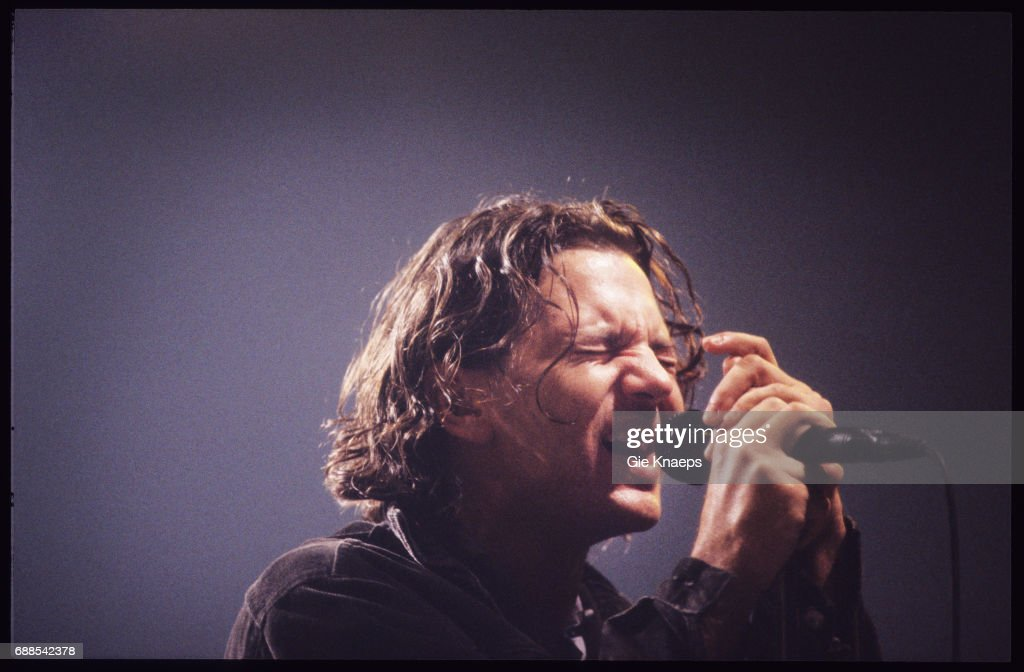 Eddie Vedder 1996 Stock Photos And Pictures