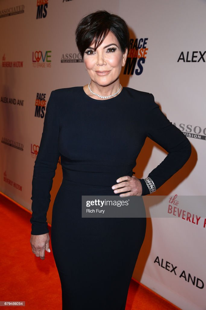 Kris Jenner Stock Photos And Pictures Getty Images