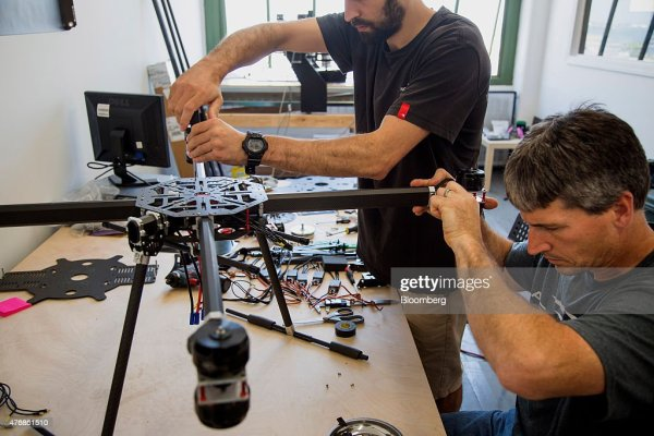 Drone Funding Spikes As Commercial Craft Take Flight, Earn ...