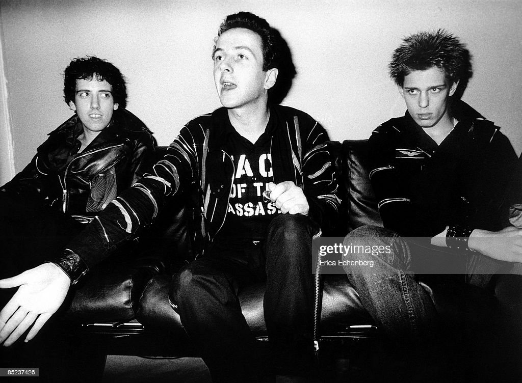 The Clash Band Stock Photos and Pictures | Getty Images