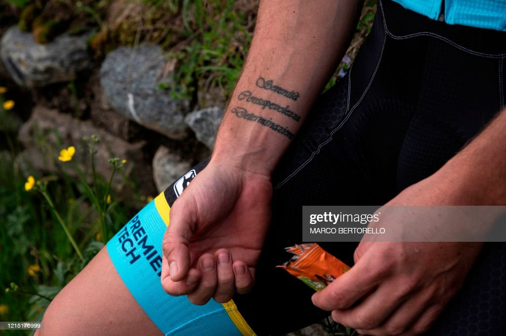 1 882 cycling tattoo photos and premium high res pictures getty images