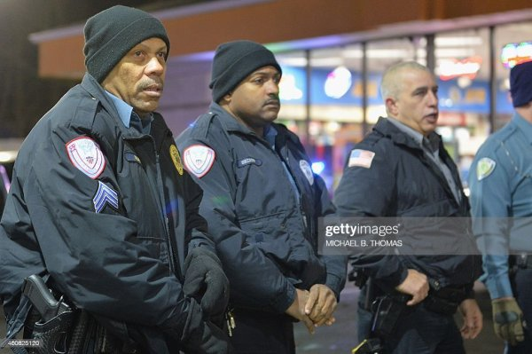 Police Officer Fatally Shoots Man Near Ferguson, Missouri ...