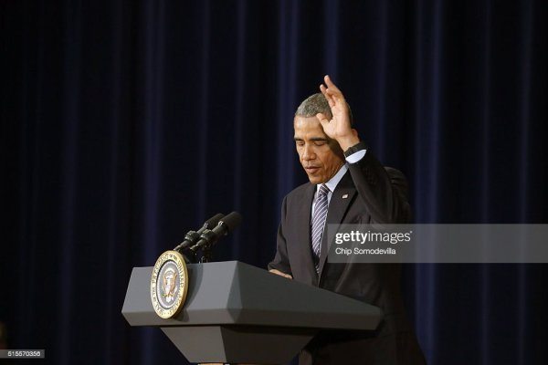 President Obama Speaks At Chiefs Of Missions Conference At ...