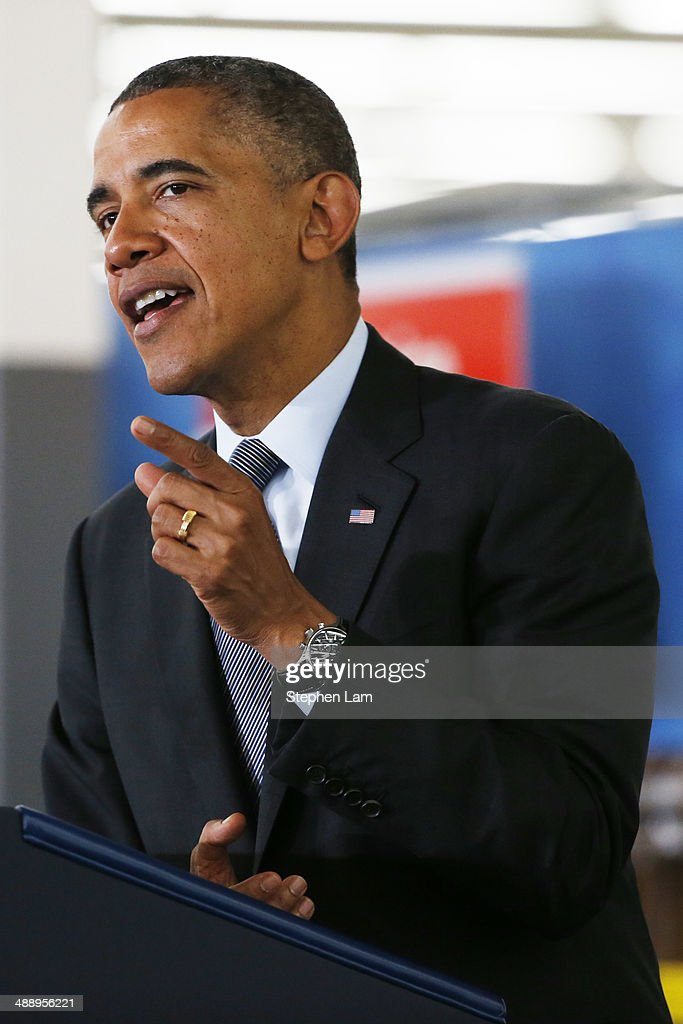 President Obama Speaks On Energy Efficiency At Mountain ...