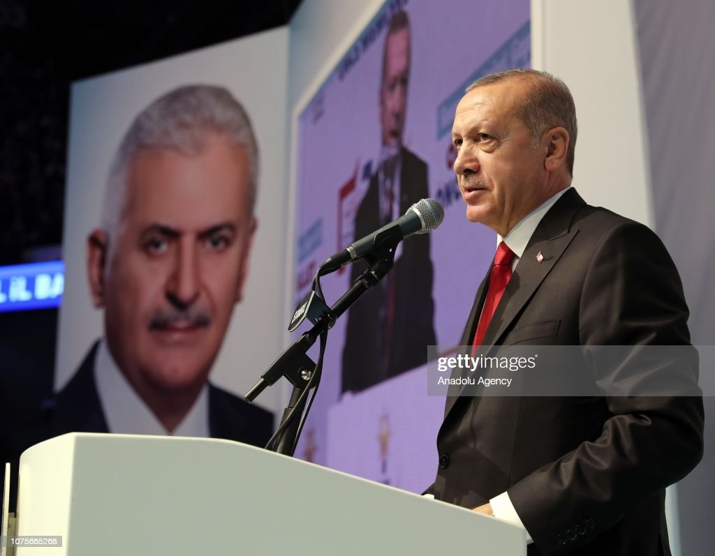 President of Turkey and leader of Turkey's ruling Justice ...