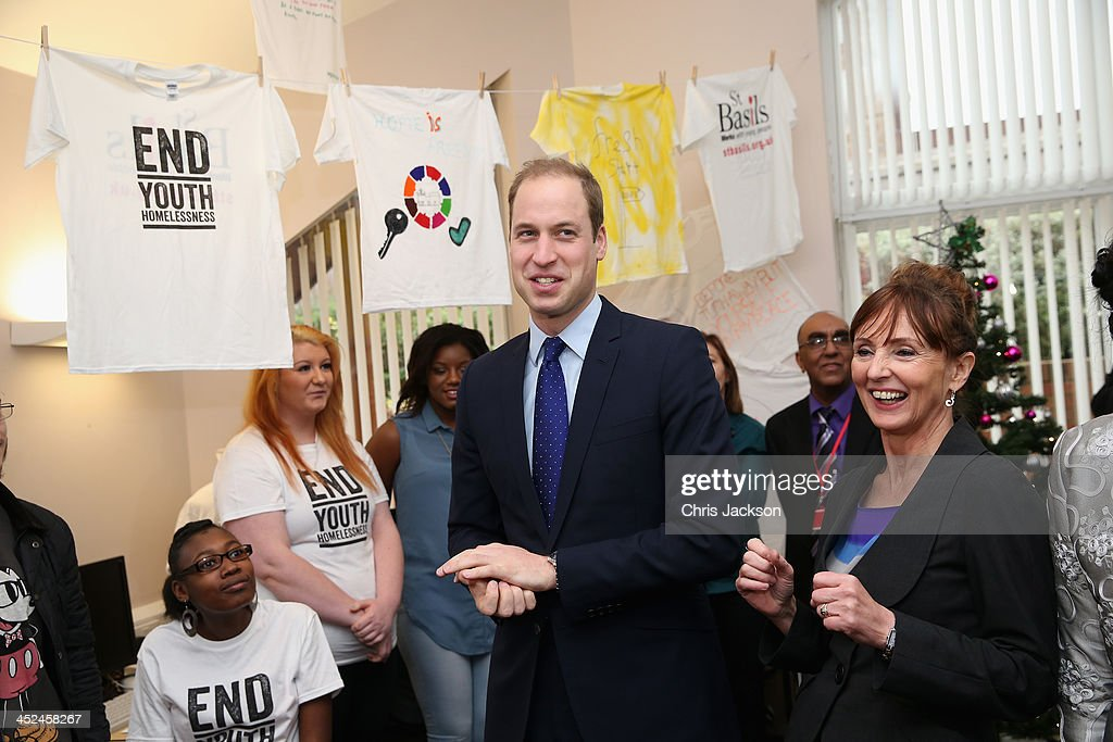The Duke Of Cambridge Visits Birmingham Photos and Images ...