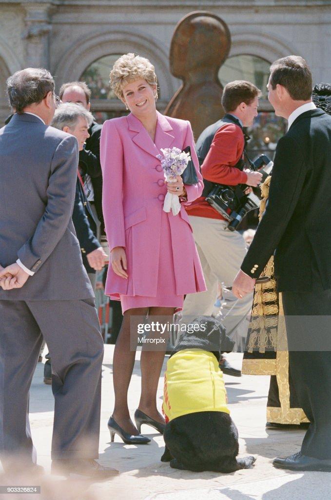 Princess Of Wales Birmingham Photos et images de ...