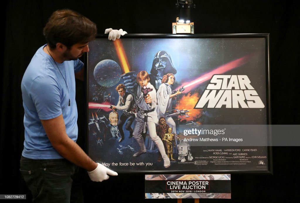 https www gettyimages com photos star wars movie poster