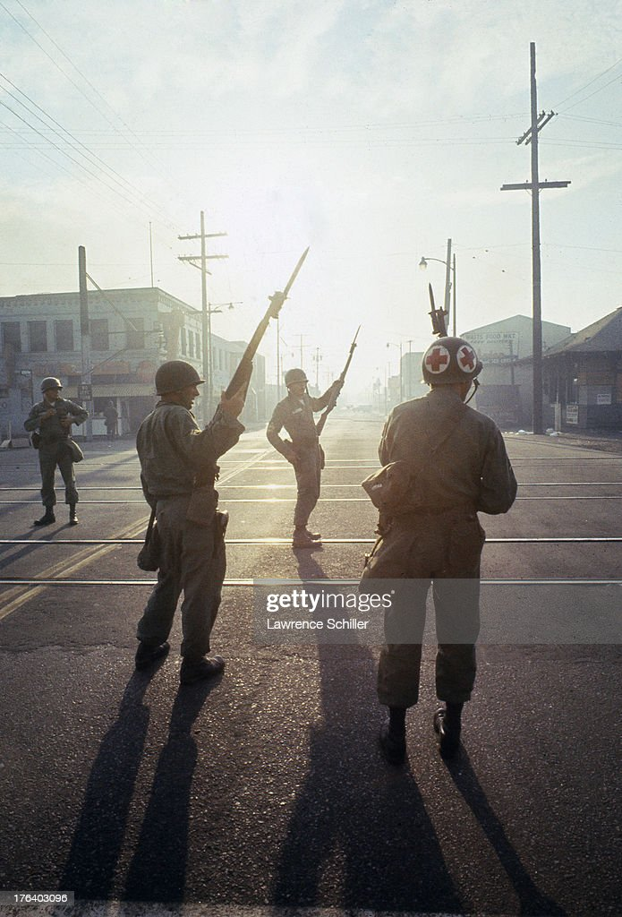 50 Years Since The Watts Riots Began In Los Angeles Photos ...