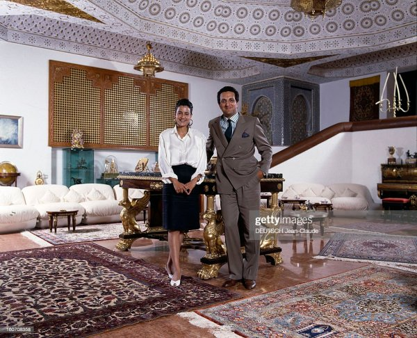 King Hassan II of Morocco   Getty Images
