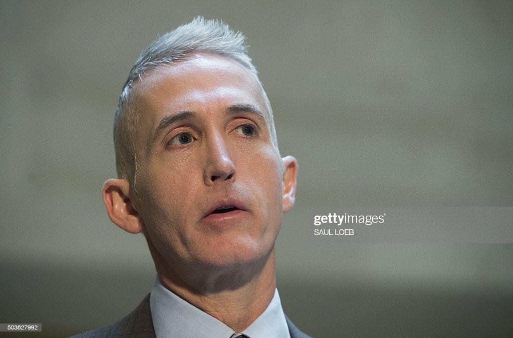 Benghazi Select Committee Chairman Rep. Trey Gowdy Speaks ...