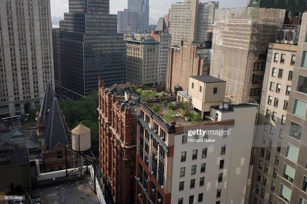 rooftop garden manhattan new york Roof Gardens Nyc