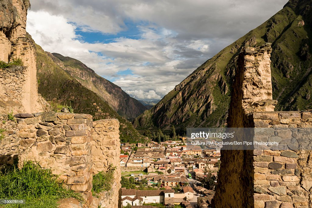 Ollantaytambo Stock Photos and Pictures   Getty Images