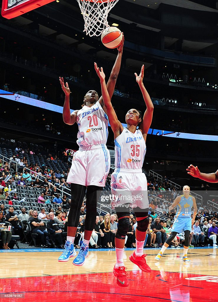 Chicago Sky v Atlanta Dream - Game 1 Photos and Images ...