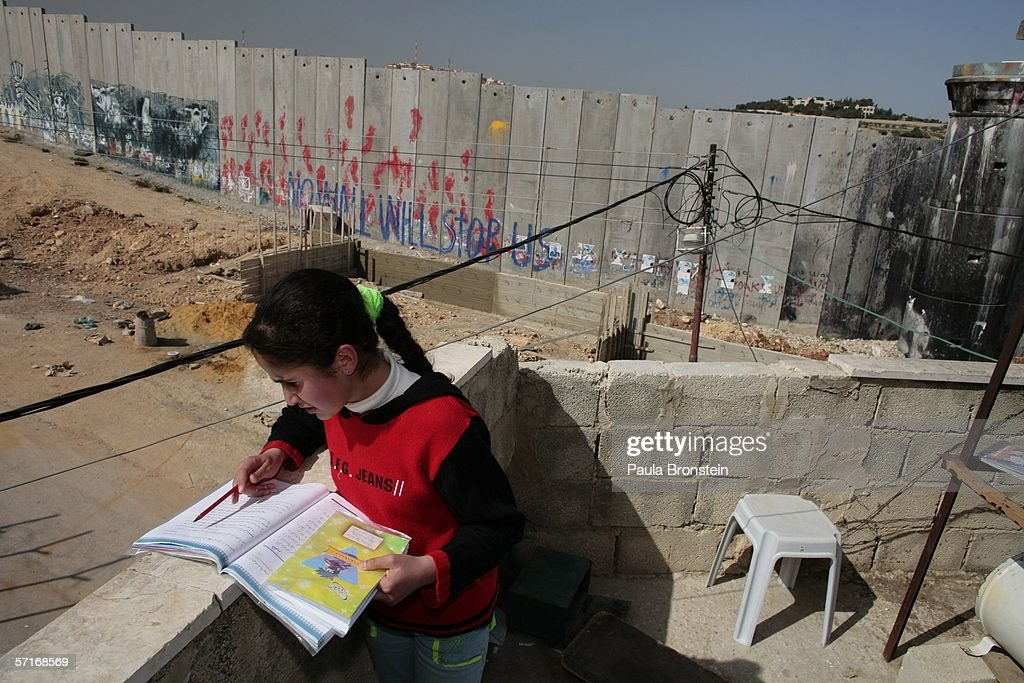 Aida Refugee Camp Stock Photos and Pictures | Getty Images