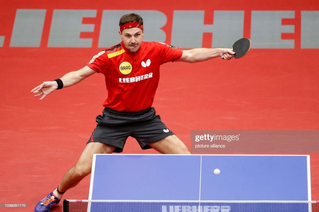 Table Tennis, European Championship, Men, Singles ...