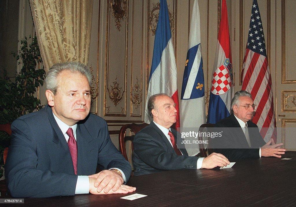 Bosnian War Photos et images de collection | Getty Images