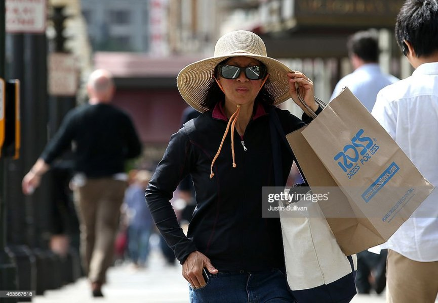 Ross Dress For Less Stock Photos and Pictures   Getty Images A shopper carries a bag from Ross Dress For Less on August 13 2014 in San