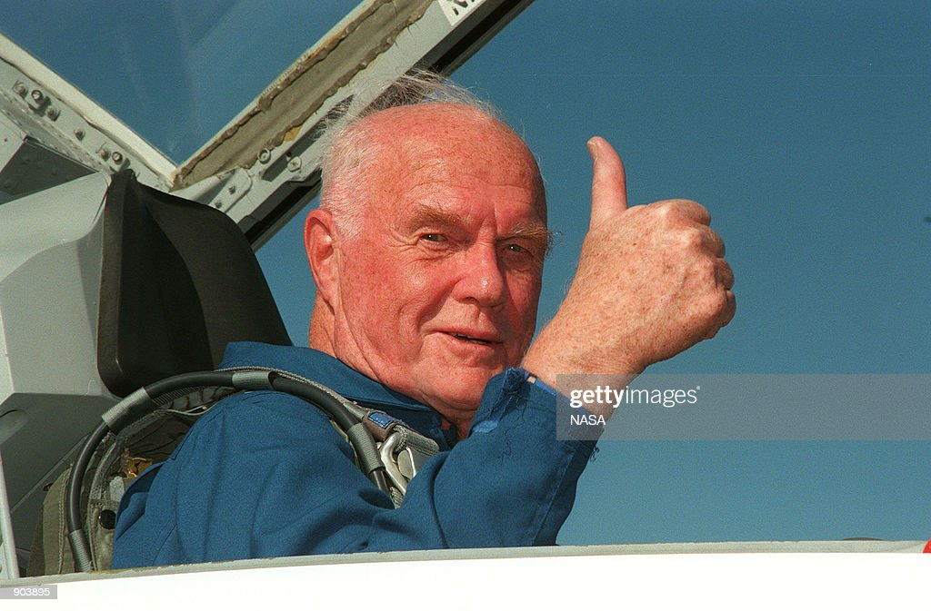 John Glenn Jr Stock Photos and Pictures Getty Images