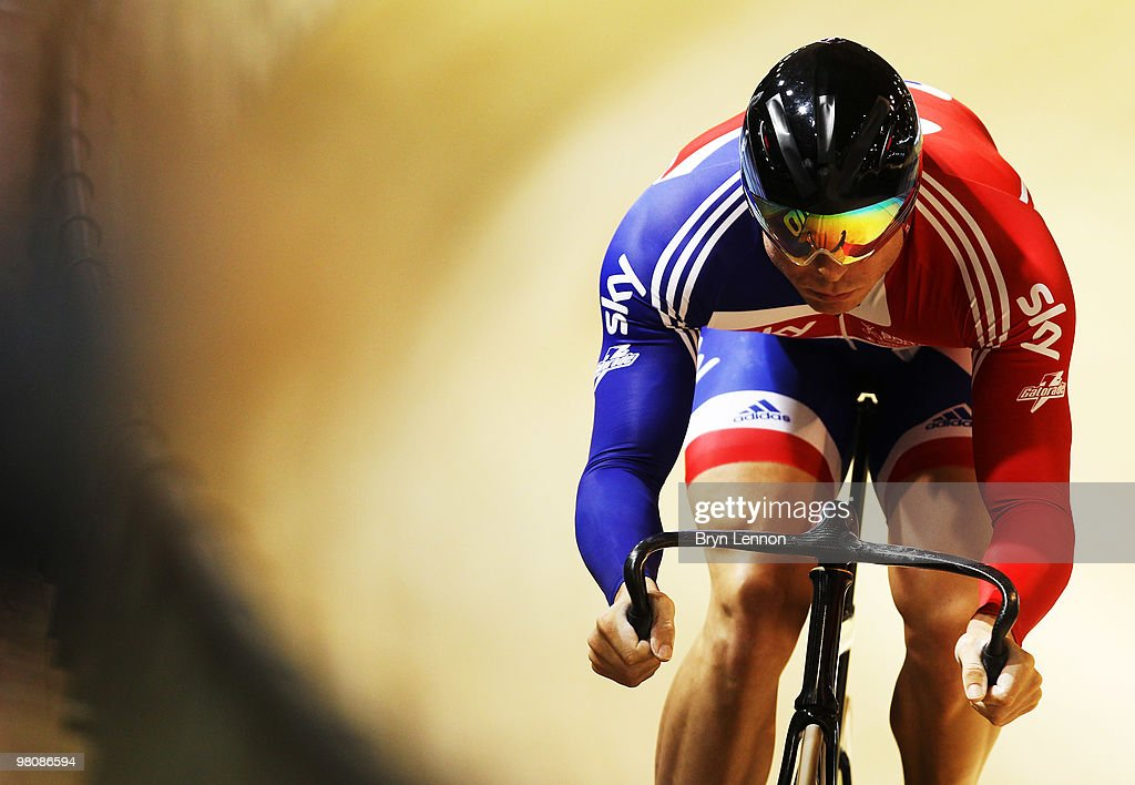 Chris Hoy Stock Photos and Pictures | Getty Images