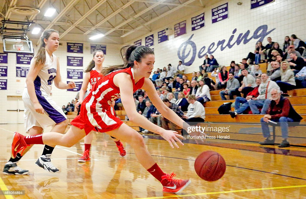 Deering girls basketball Pictures | Getty Images