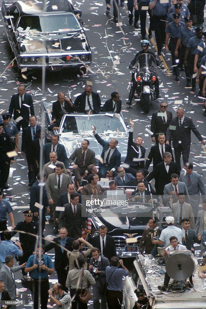 Ticker Tape Parade StockFotos und Bilder Getty Images