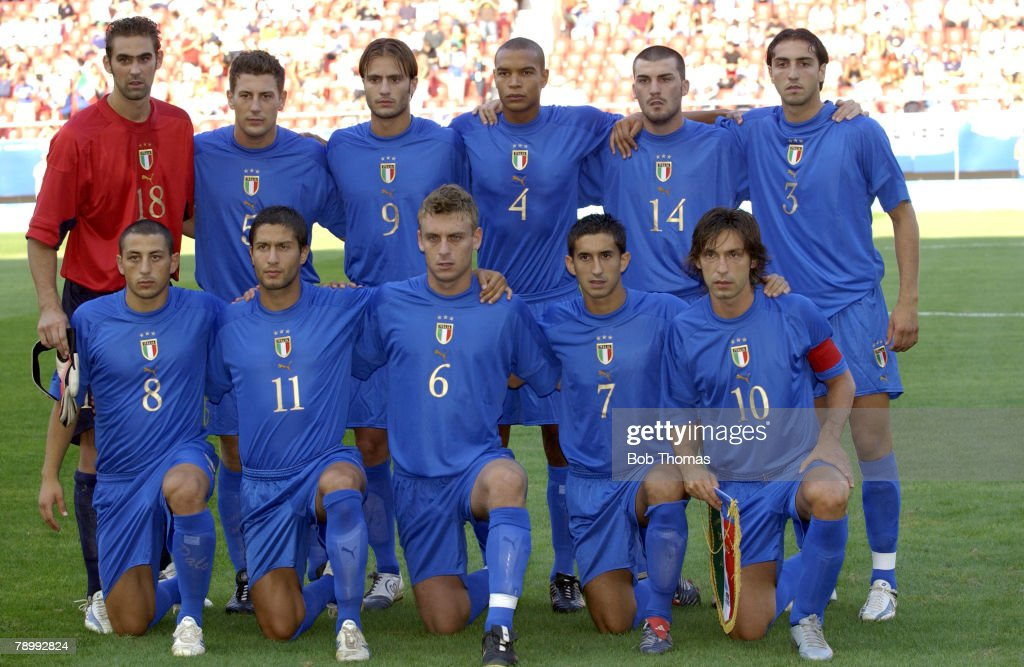 Italy National Soccer Team Stock Photos and Pictures ...