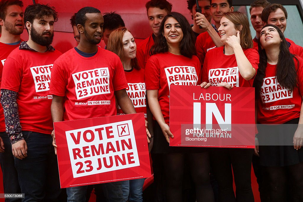 Opposition Labour Party Leader Jeremy Corbyn Unveils ...