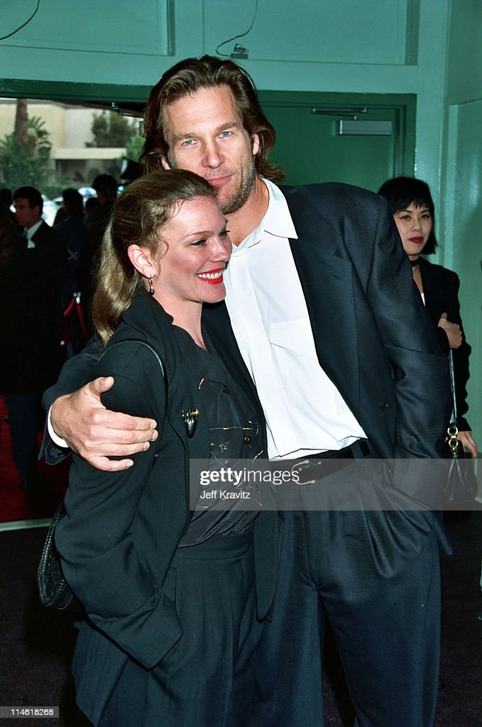 Susan Geston and Jeff Bridges during The 9th Annual IFP ...