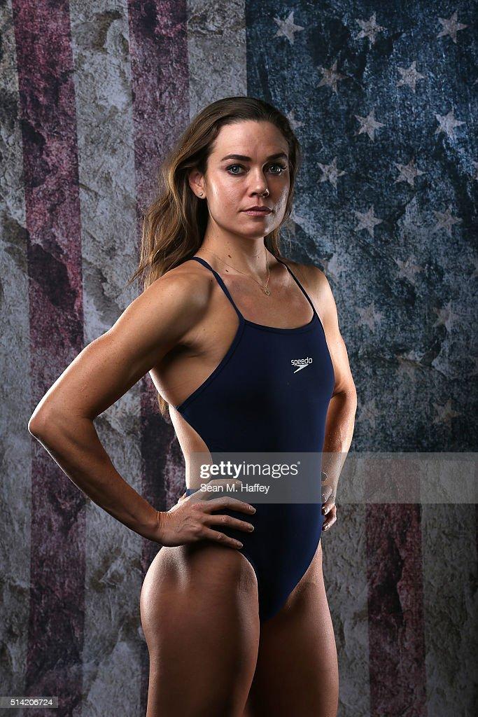 Winter Olympic Athlete Portraits