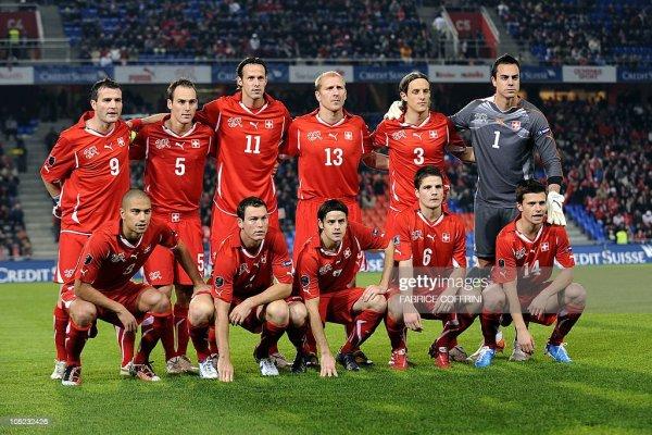 Switzerland v Wales - EURO 2012 Qualifier | Getty Images