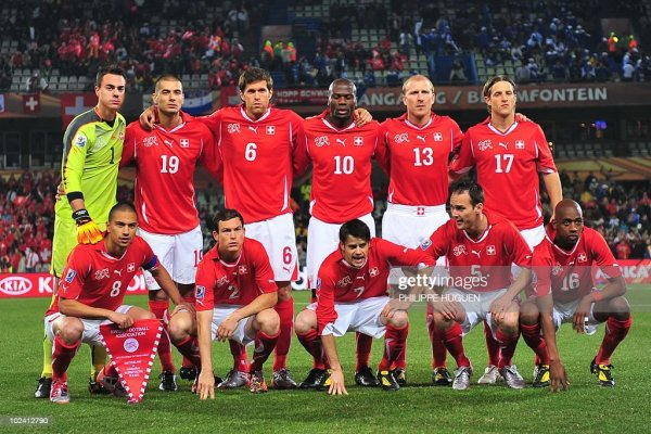 Group H - 2010 FIFA World Cup | Getty Images