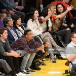 Taco Bennett Kendall Jenner And Kylie Jenner Attend A Basketball News Photo Getty Images