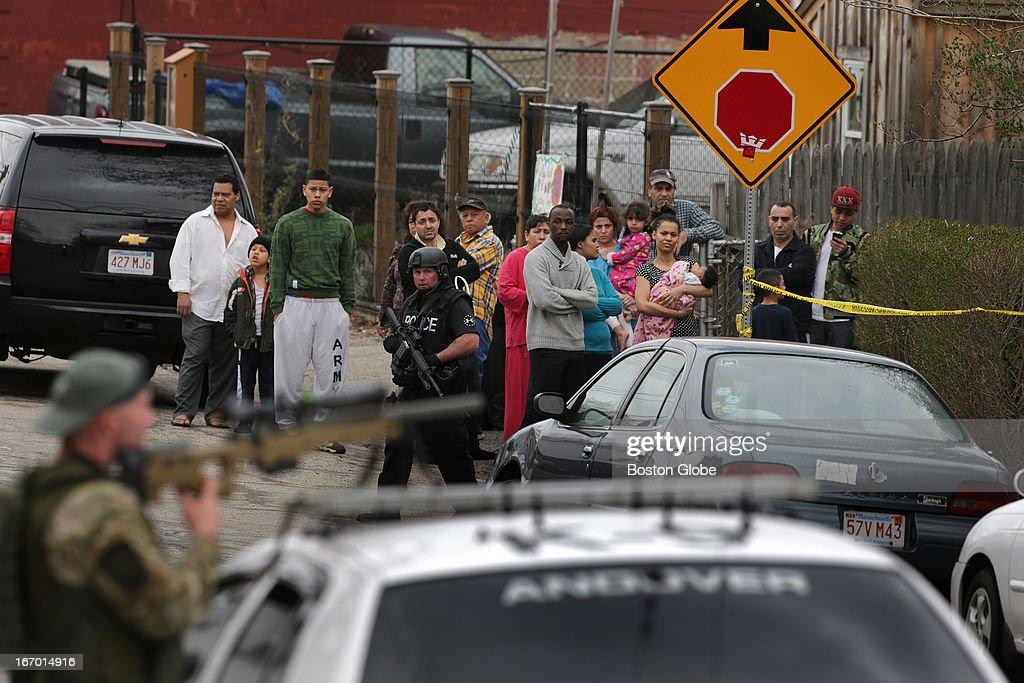 Shootings In Cambridge, Watertown Draw Massive Police ...